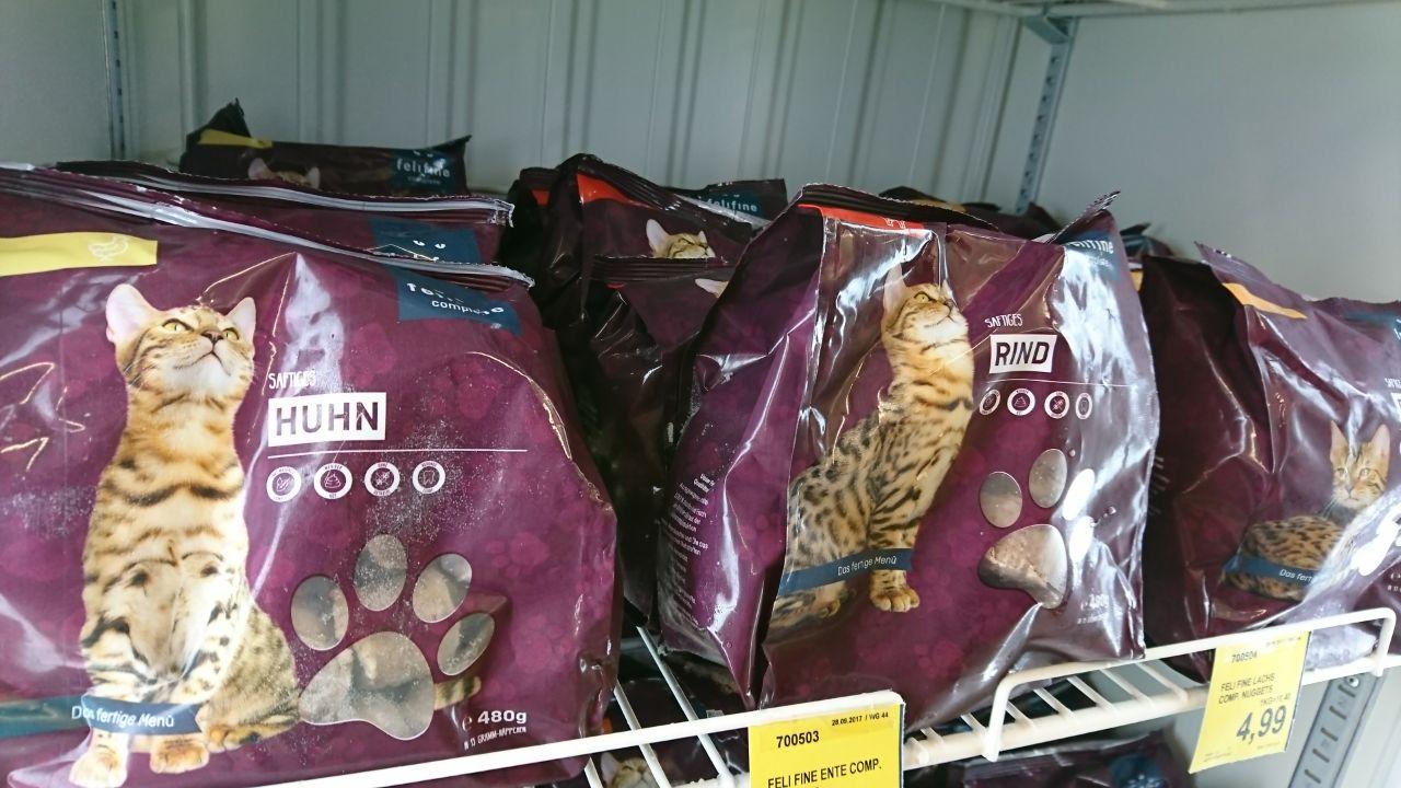 Neu im Sortiment: Barf-Tiernahrung