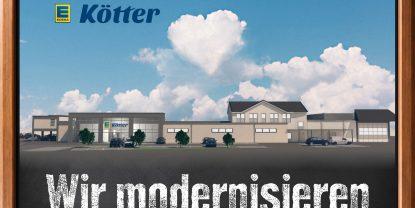 Wir modernisieren für Sie!